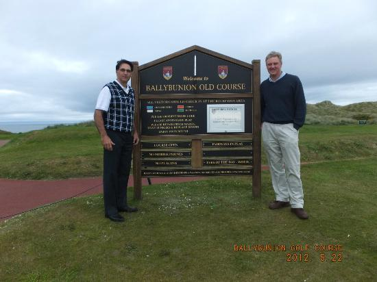 写真Ballybunion Golf Club枚