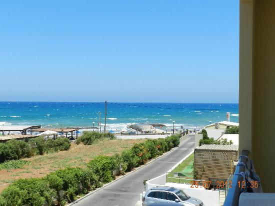 Hotel Astir Beach: View from room
