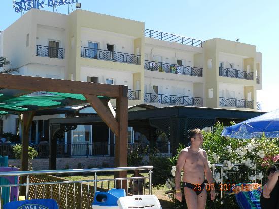Hotel Astir Beach: Hotel