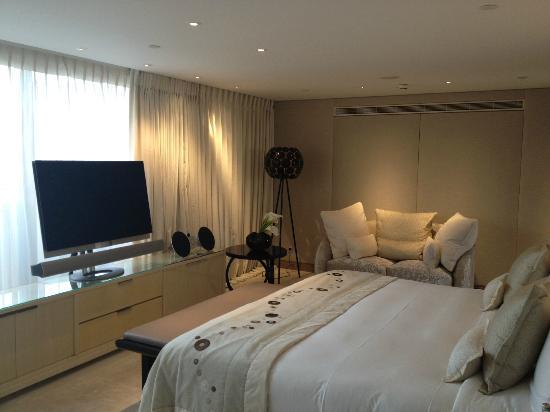 Chambre suite imp riale photo de mandarin oriental paris paris tripadvisor - Chambre luxe paris ...
