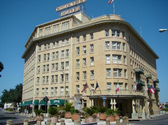 The Crockett Hotel