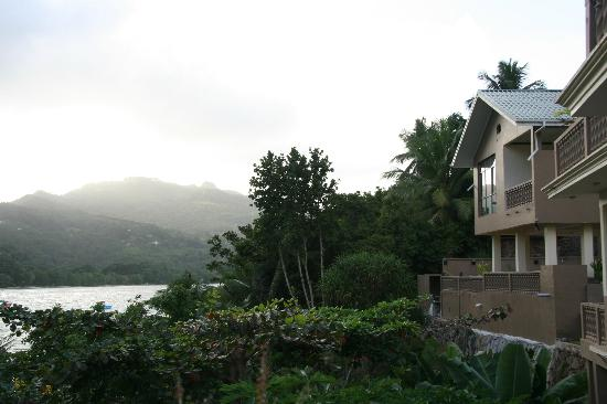BayView Seychelles: View from the terrace