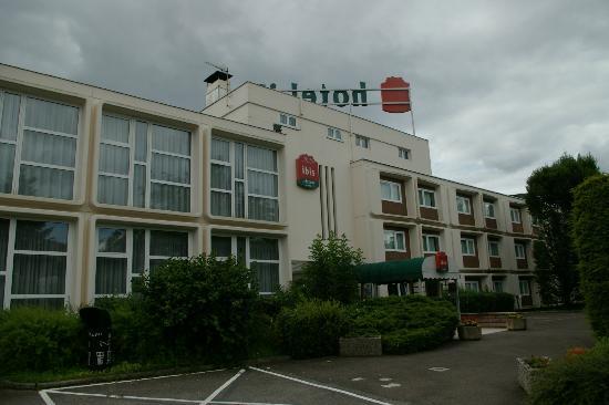 Ibis Belfort Danjoutin : The hotel