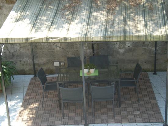 Villa Adriana Guesthouse Sorrento: Gazebo giardino 