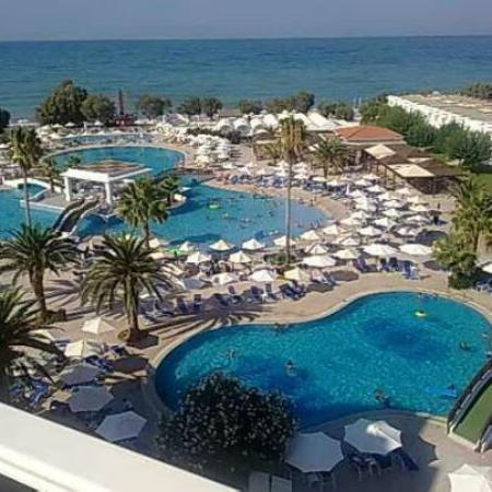 Louis Creta Princess Beach Hotel: ΠΙΣΙΝΕΣ ΚΑΙ ΘΑΛΑΣΣΑ