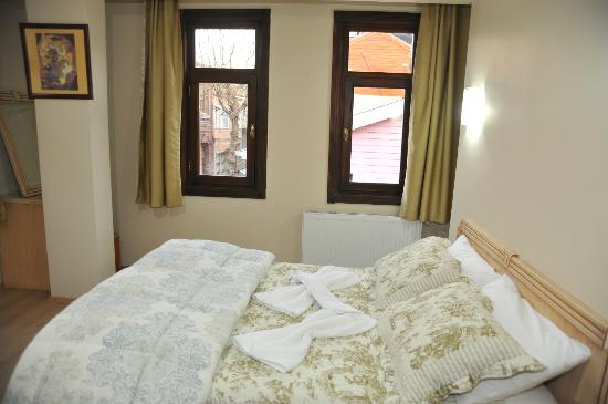 Rozin Hotel: room