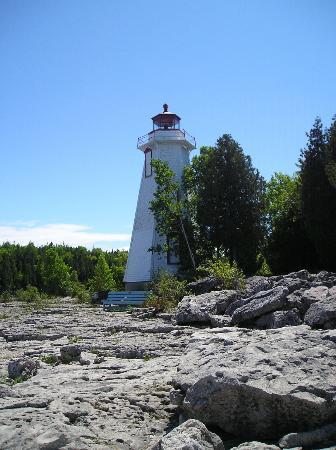 Big Tub Lighthouse : Lighthouse