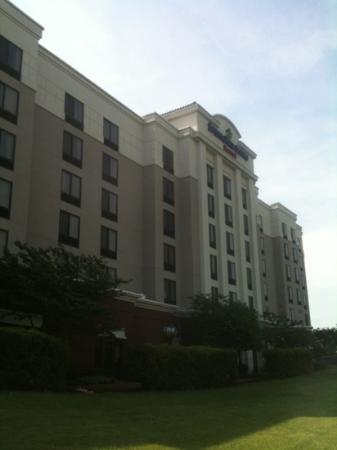 SpringHill Suites by Marriott Norfolk Virginia Beach: Springhill Suites Marriot