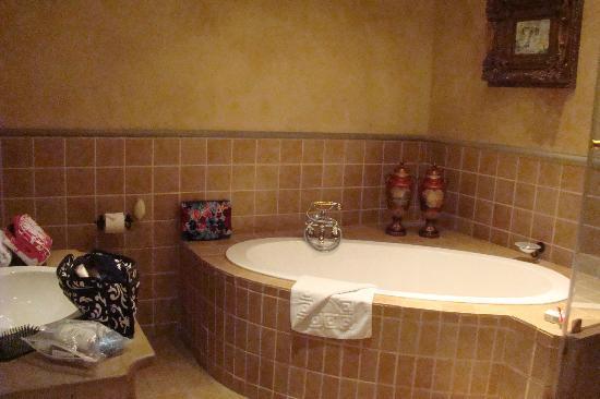 Castello di Monte: bathroom