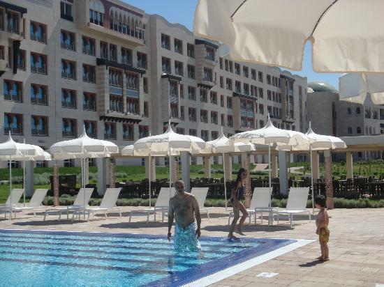 Renaissance Tlemcen Hotel: piscine