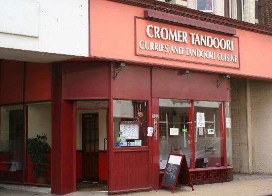 Cromer Tandoori - 17-Aug-12