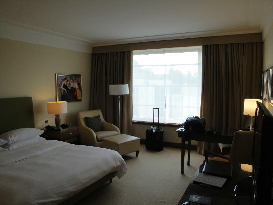 Regent Warsaw Hotel: Zimmer