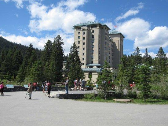 Lago Louise: Chateau Lake Louise Hotel