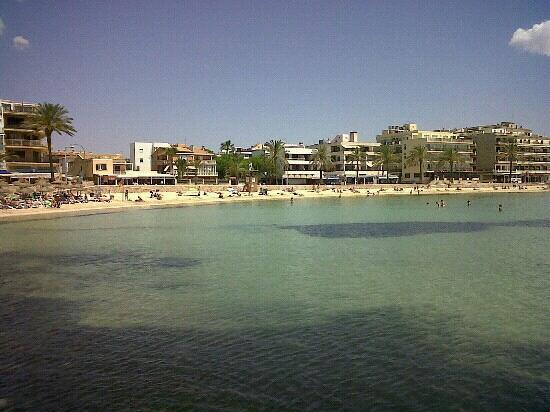 Strand - Picture of Cala Estancia, Can Pastilla - TripAdvisor