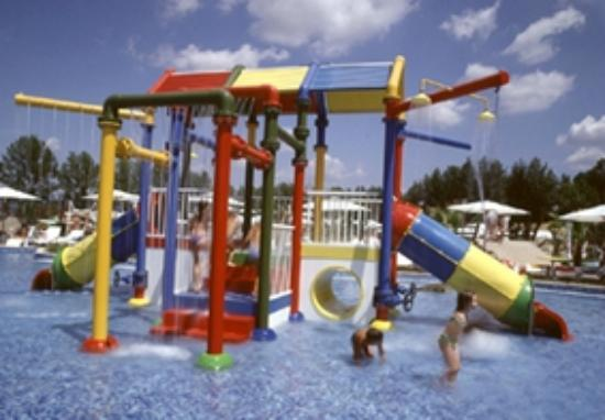 Aqua Nevis Clubhotel: Kids Castle