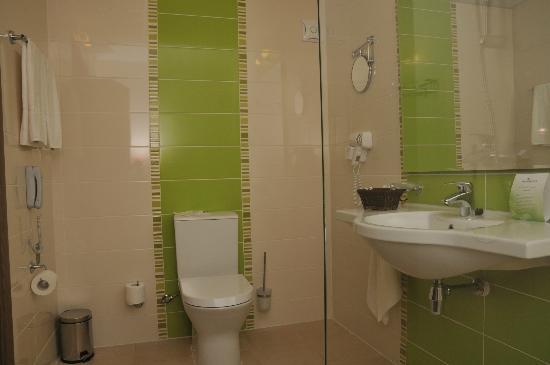 Aqua Nevis Clubhotel: Bathroom