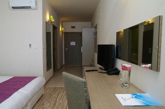 Aqua Nevis Clubhotel : Double Room