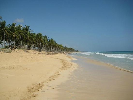 Macao Beach: Nice beach