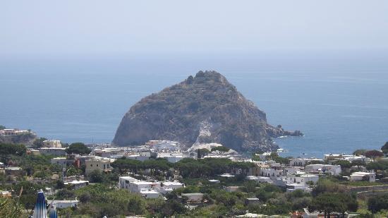 Hotel La Ginestra : Panorama camera vista mare