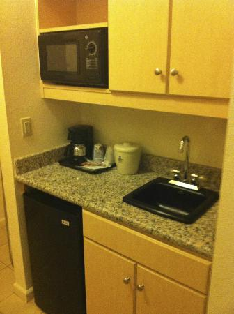 Holiday Inn Express Berkeley: Microware
