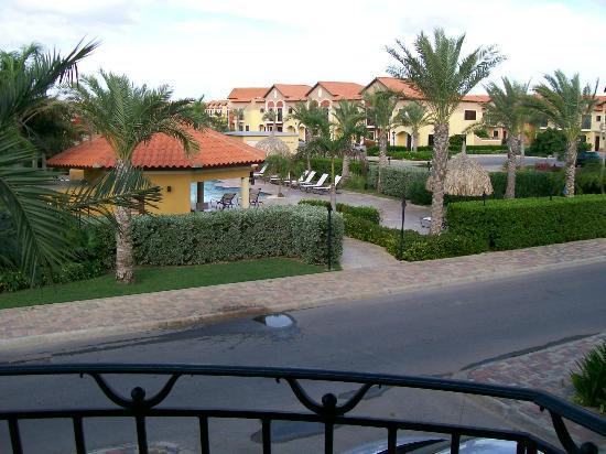 Gold Coast Aruba Luxury Condo: View from master bedroom