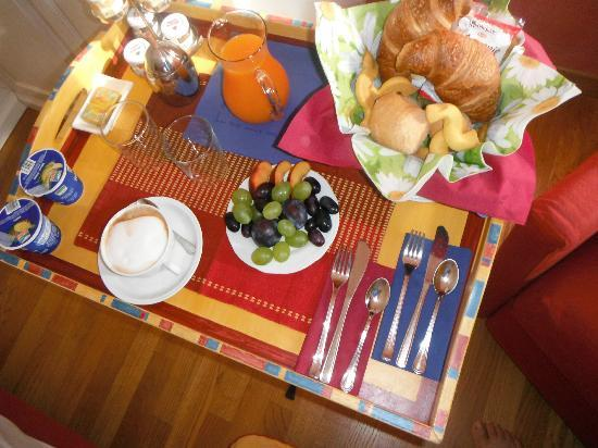 Casa Gottardi: Delicious Breakfast for 2