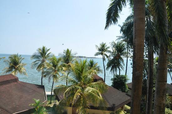 Hotel Makassar Golden: View from Room