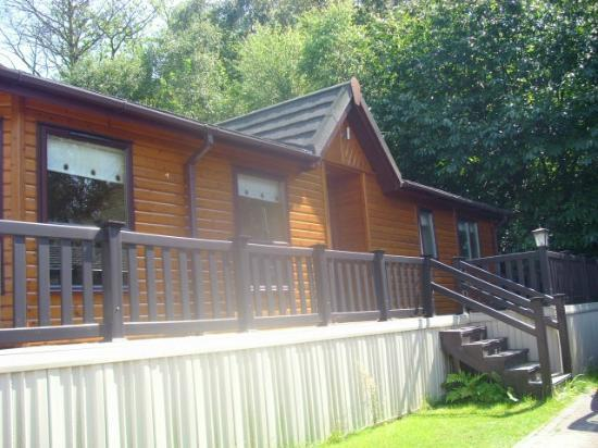 Beauport Holiday Park - Park Holidays UK: lodge