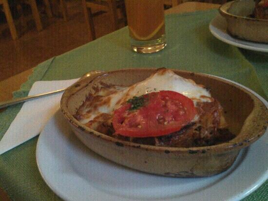 Marcello Pizzeria: Delicious Lasagna