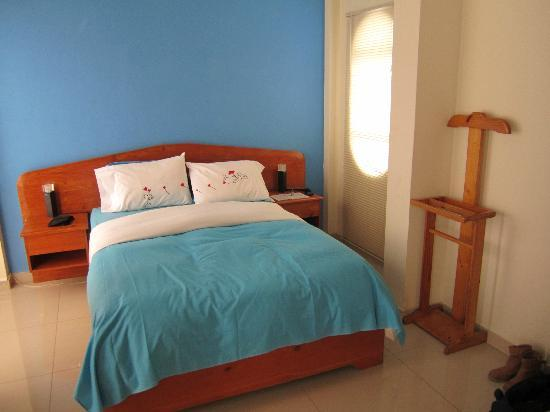 Peru Star Botique Apartments Hotel: il letto