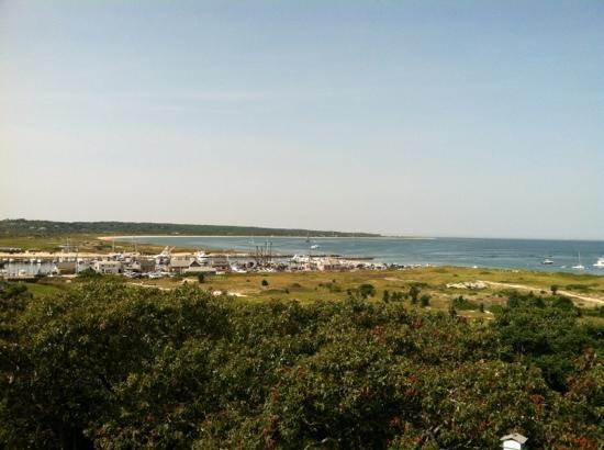 The Beach Plum Inn & Restaurant: menemsha harbor