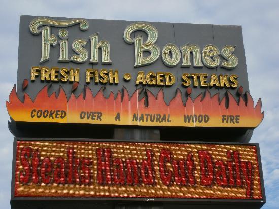 Fish bones restaraunt exceptional venue picture of for Fish bones restaurant