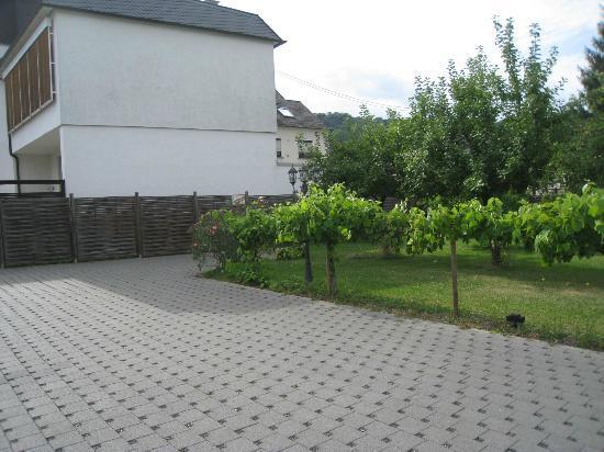 Hotel Rheinpracht: parcheggio 1