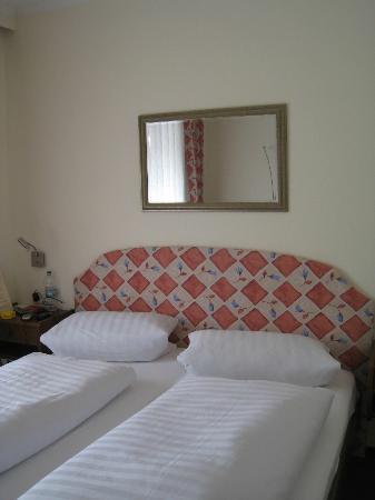 Hotel Rheinpracht: Camera da letto