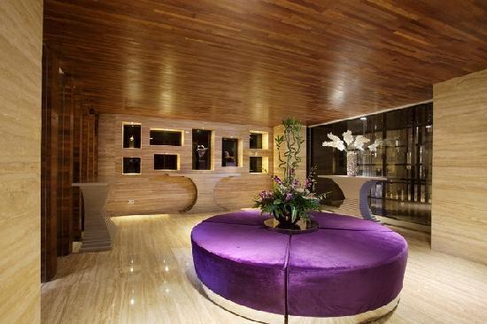 Grand Mega Resort & Spa: Lobby Area