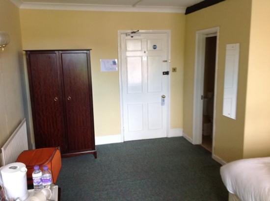 The Lansdowne Hotel: 207号室
