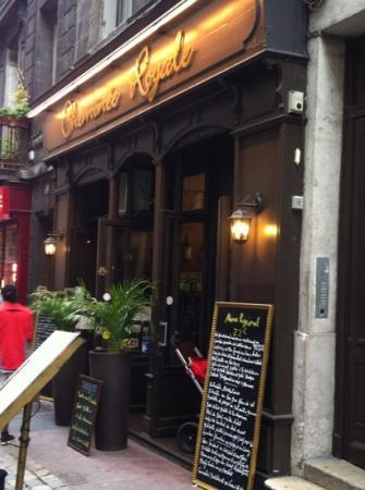 Restaurant Cheminee Royale
