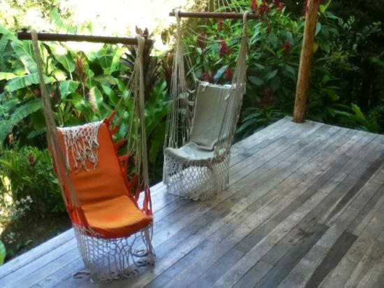 Cabanas Bambu, Mindo: chillax time!