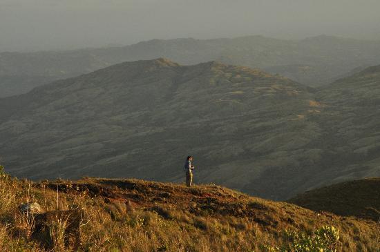Hotel Santa Fe: Hiking in Cerro Tute