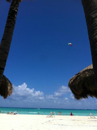 Viva Wyndham Azteca: Muy Bonita Playa, Ah Gusto!