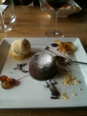 Lillestrøm, Norge: Dessert!