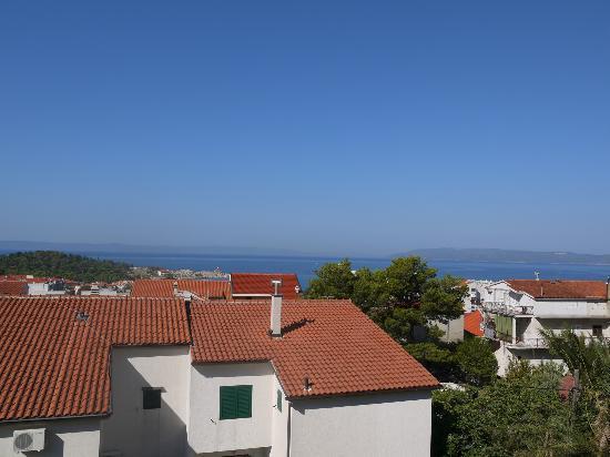 Batosic Bed and Breakfast: Panorama dalla mia camera