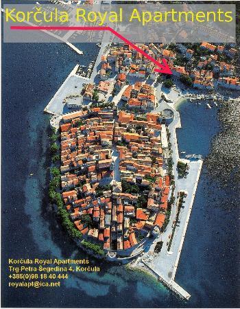 Korcula Royal Apartments Inium Reviews Island Croatia Tripadvisor