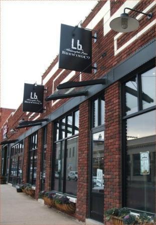 Gella's Diner & Lb. Brewing Co.: Lb. Brewing Co.