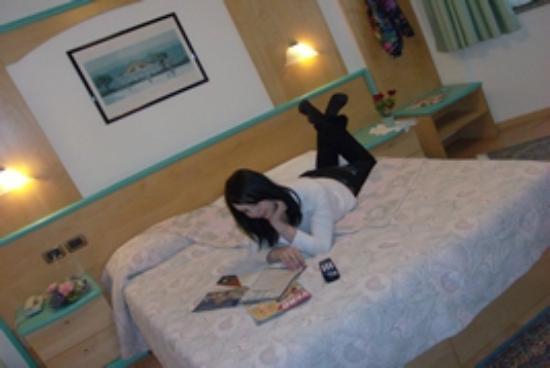 Malosco, Italia: Camera da letto