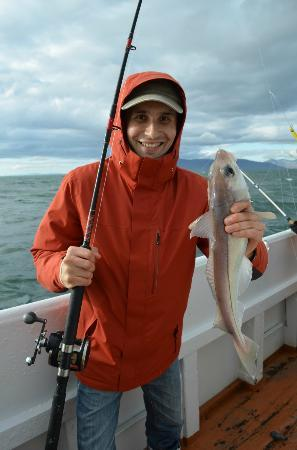 Special Tours Sea Angling from Reykjavik