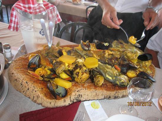 Restaurant le pothuau hy res restaurant avis num ro de t l phone photos tripadvisor - Restaurant le marais hyeres ...