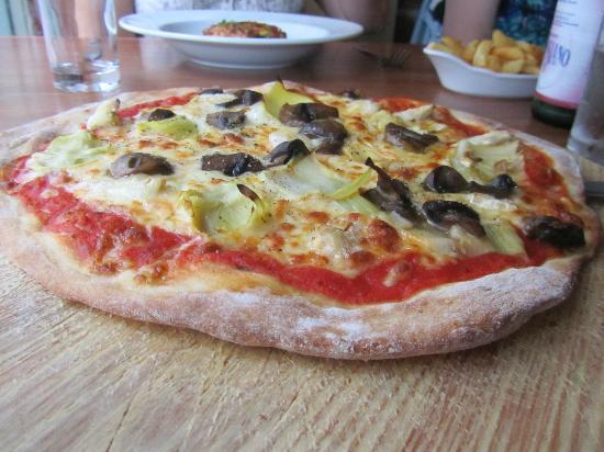 Trattoria: pizza