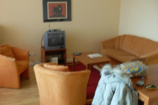 Hotel BelAhr: il soggiorno