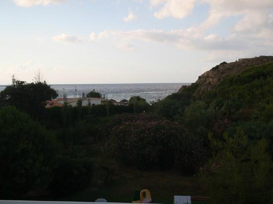 Vasilikos Beach Hotel: view